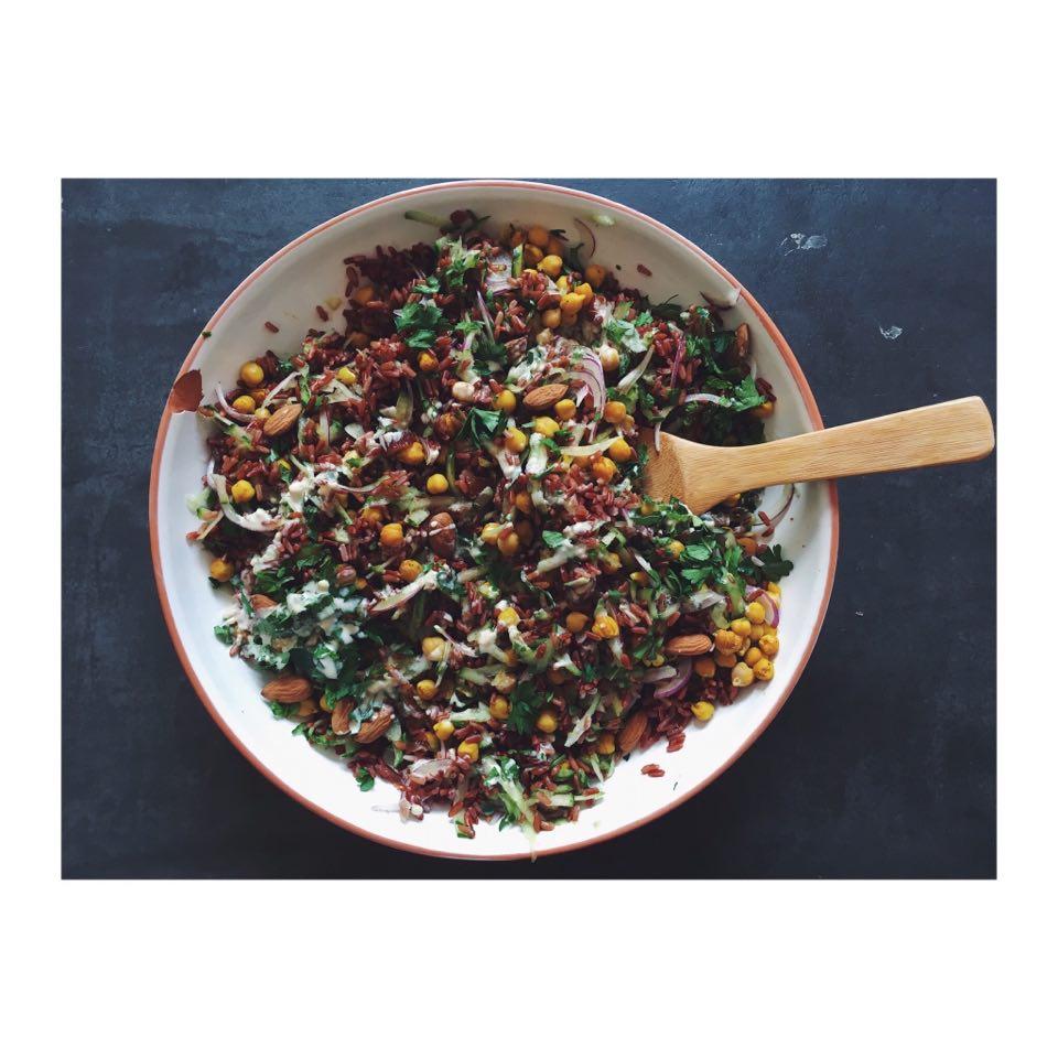 marokkanse salade
